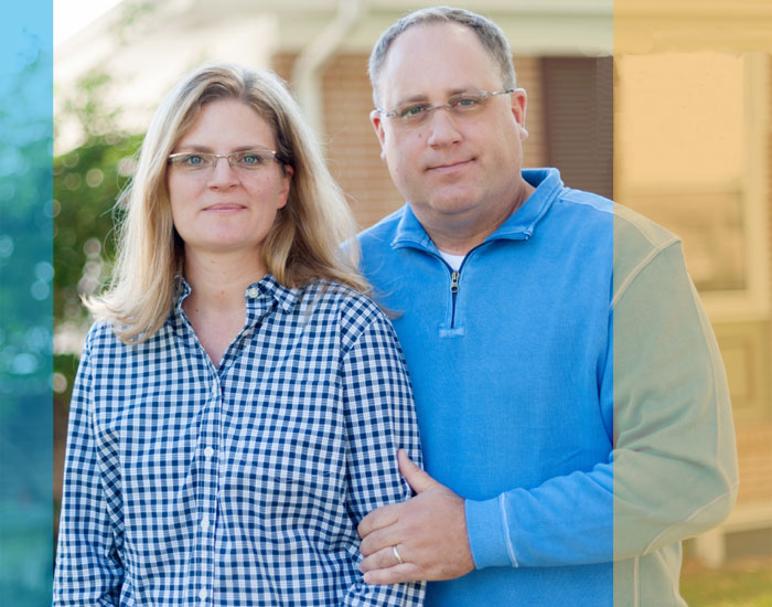 Alysha & Dan Jackson - owners of Premier Custom Care